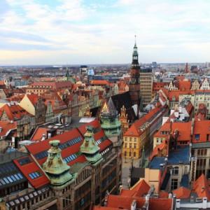 Моя поездка в Польшу. Впечатления от Вроцлавского университета