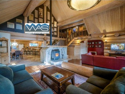 Whistler Adventure School - Проживание