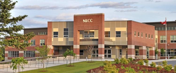 New Brunswick Community College в Нью-Брансуике