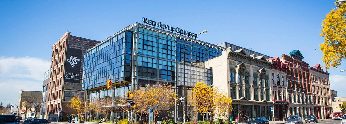 Red River College в Манитобе
