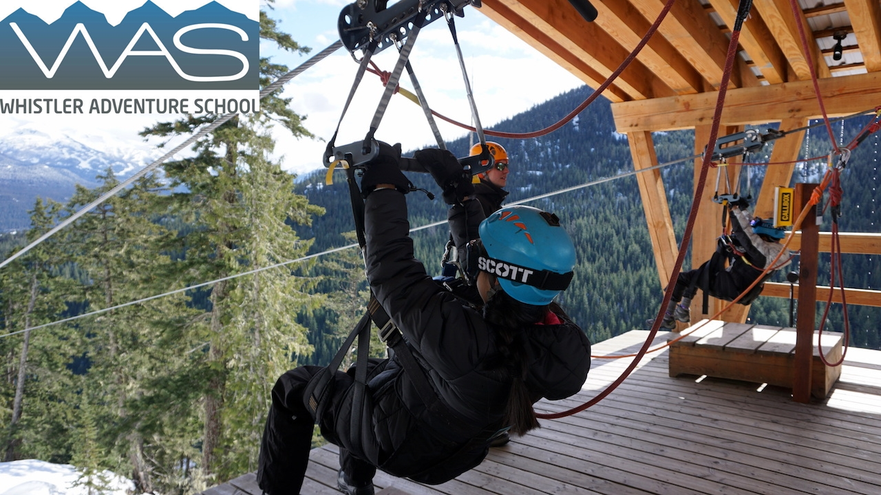 Whistler Adventure School - Стипендии