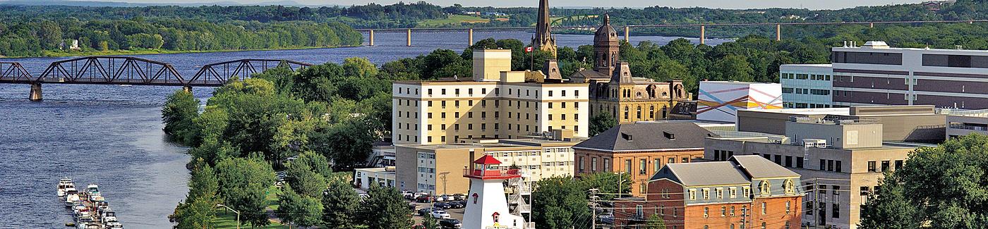 New Brunswick Community College в Нью-Брансуике - Проживание