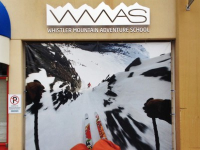 Whistler Adventure School - Описание