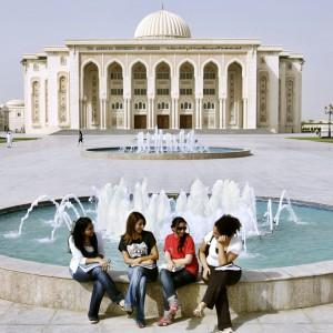 Самый интернациональный университет в мире находится в ОАЭ