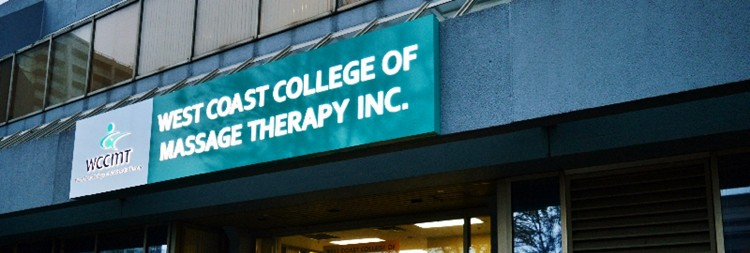 West Coast College of Massage Therapy в Британской Колумбии