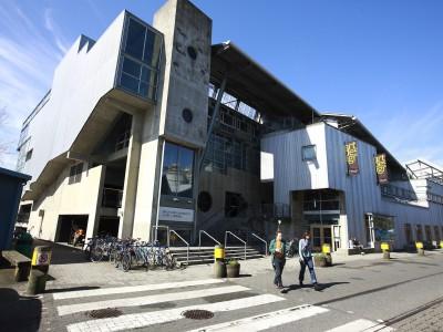 Emily Carr University of Art and Design в Британской Колумбии - Проживание