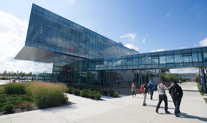 Brock University в Онтарио - Описание