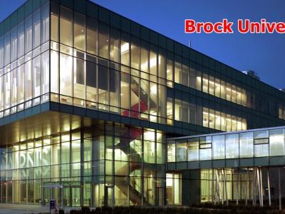 Brock University в Онтарио