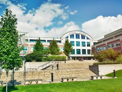 Douglas College в Британской Колумбии