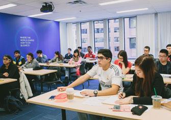 Acsenda School of Management в Британской Колумбии - Английский
